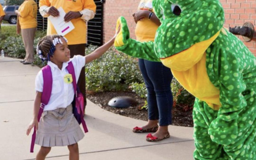 October, 2018 Transition to Kindergarten Update