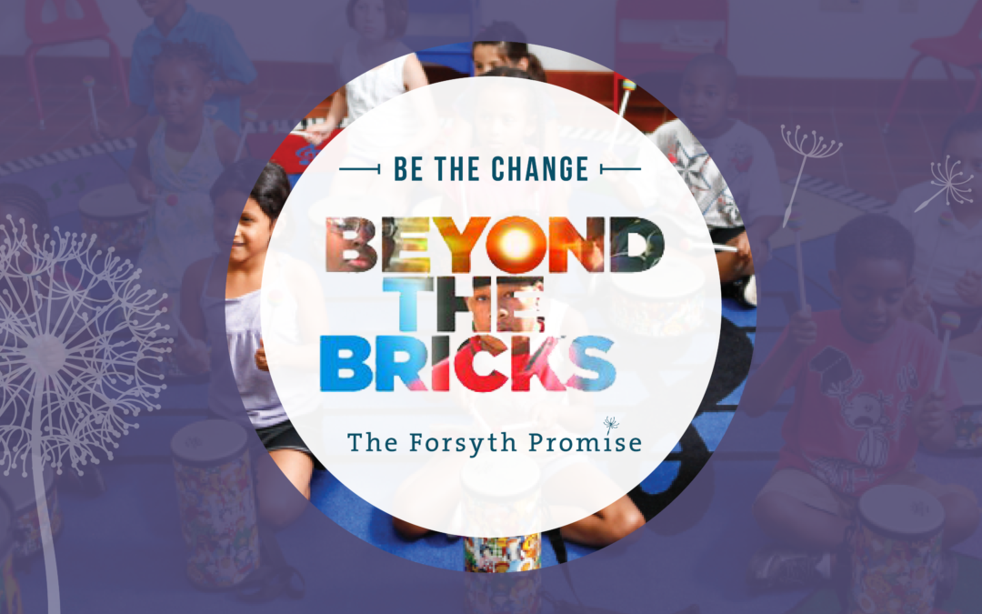 Register Today for Be The Change: Beyond the Bricks & Educational Equity in Forsyth County