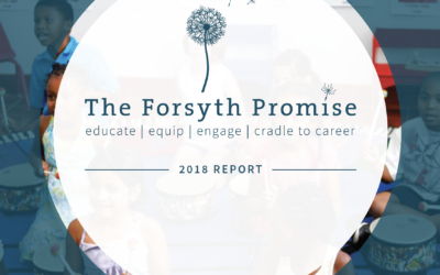 The Forsyth Promise's 2018 Report is Here!