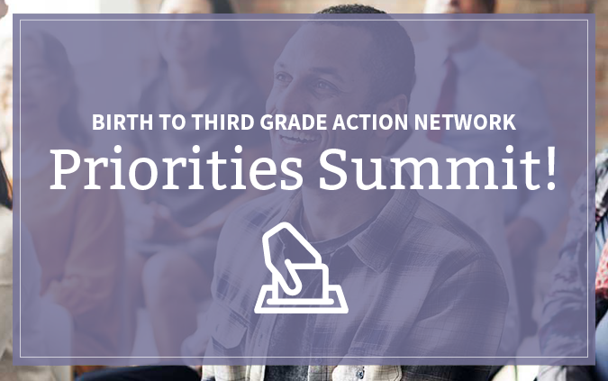 Community-wide Priorities Identified for Early Education