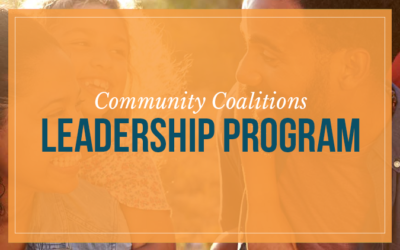 Community Coalitions Leadership Program