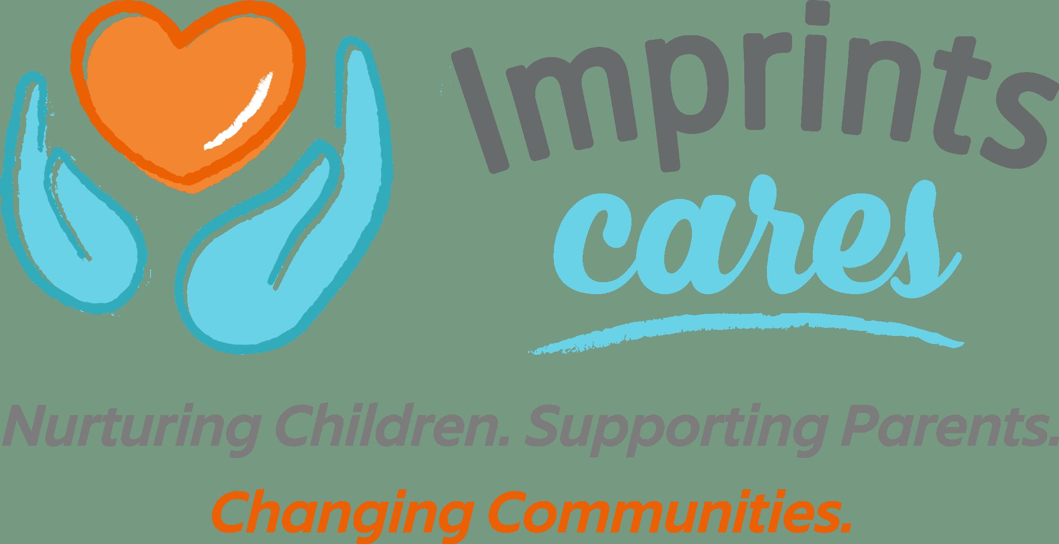 Imprints Cares Logo