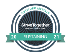 StriveTogether Sustaining Member Badge