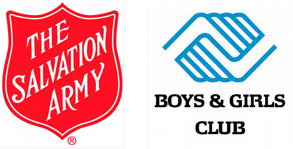 The Salvation Army Boys and Girls Club Logo